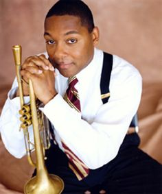 Wynton Marsalis received the D. Mus. at the1997 Howard University Convocation.