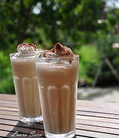 Ice Cream, Pudding, Desserts, Food, Coconut Milk, Sweet Treats, Sherbet Ice Cream, Meal, Custard Pudding