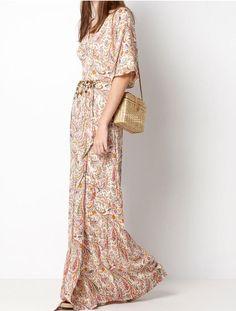 {15 vestidos con flores para invitadas perfectas (+ una propuesta lowcost)}