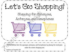 Worksheets Word Wise  With Synonym ,antonym,homophone 1000 images about synonymsantonyms on pinterest speech therapy free have your students sort synonyms antonyms and homophone word pairs by placing them under the correct cart use this as a