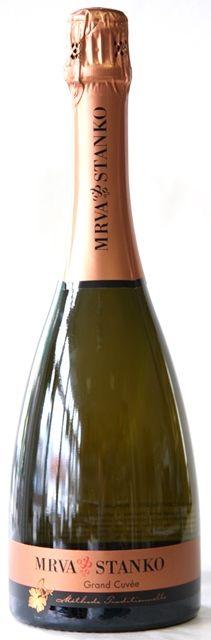 Vinárstvo - Winery MRVA & STANKO Sekt Grand Cuvée   www.vinopredaj.sk