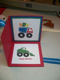 Tutorials: Cube Card Fold