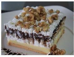 Faça agora mesmo essa deliciosa receita que faz o maior sucesso chamada Torta Gelada Especial, todos vão pedir mais, então mão na massa.