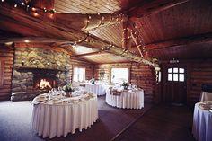 Aspen Canyon Ranch Lodge Wedding Reception