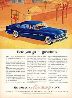 https://flic.kr/p/J6oQQW | 1954 Buick Roadmaster Riviera Coupe
