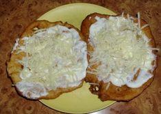 Langosi 30 Minute Meals, Yams, Bologna, Baked Potato, Pie, Potatoes, Baking, Breakfast, Ethnic Recipes