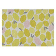 Pink Lemonade by Origami Prints Cutting Board