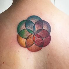 flower of life tattoo18