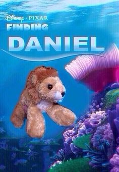 Finding Daniel. Oh dear. This fandom and its edits. But I bet Michael made this one. ;)