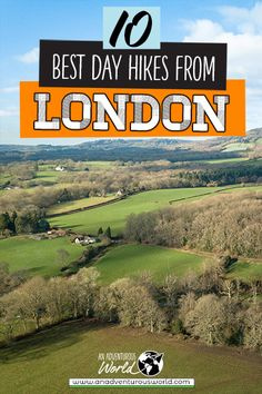 Are you looking for the best hiking near London? From the Chess Valley Walk to the Seven Sisters, check out these 10 incredible day hikes from London. This blog post is packed full of travel advice and information on where to go hiking in England. Hopefully this will inspire you to travel! #HikingNearLondon #HikesNearLondon #BestHikesLondon #HikingEngland #Hiking