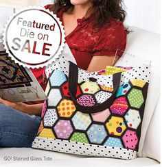 GO! Stained Glass Tote