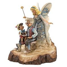 Disney Traditions Pinocchio Fairy Jiminy - Product number 9126953