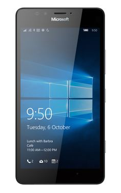 Microsoft Lumia 950 is official!