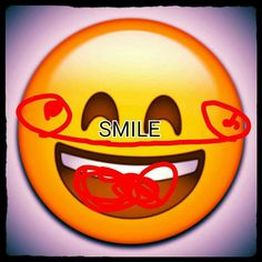 Just smile like it!!😀 Just Smile