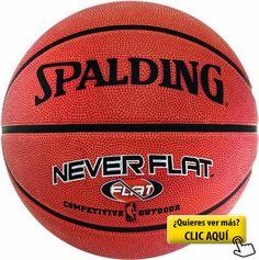 Spalding Men's Outdoor - Pelota de baloncesto #balon #basket