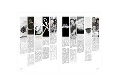 Magazine spread layout ideas - more on the site. description from Yearbook Pages, Yearbook Covers, Yearbook Layouts, Yearbook Design, Yearbook Theme, Yearbook Spreads, Graphic Design Brochure, Corporate Brochure Design, Brochure Layout