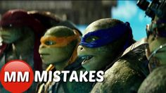 *Sorry about the late upload on this one guys. I took my daughter to see Storks. 10 Goofs in Teenage Mutant Ninja Turtles Out of the Shadows Mistakes You Mis...