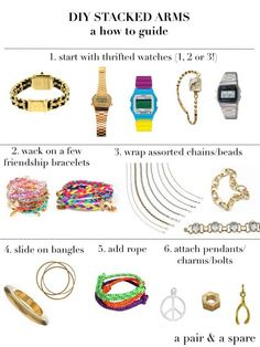 How to start an arm party, part 2