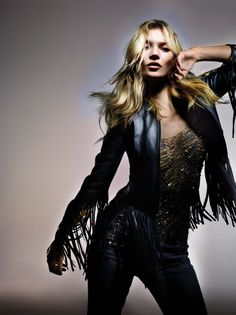See Kate Moss' new collection for Topshop now