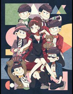 Osomatsu-san The Matsu & Totoko