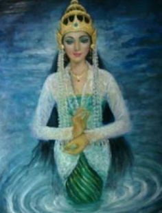 Sea Queen, Bruce Lee Photos, Indonesian Art, Just Style, Angel Art, Galaxy Wallpaper, Java, Beautiful Landscapes, Gorgeous Women