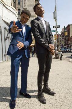 Diggy Simmons and Trevor Jackson if u havent already check out there song My… Fine Black Men, Gorgeous Black Men, Cute Black Guys, Handsome Black Men, Black Boys, Fine Men, Beautiful Men, Cute Lightskinned Boys, Cute Guys