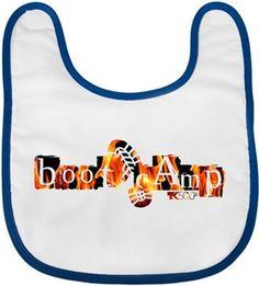 Tony ve Karen Hill - Bot Camp - Kendin Tasarla - Bebek Önlüğü