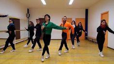 "Joey&Rina ""Abdullah"" | Impara i Passi | Balli di Gruppo 2014 Line Dance"