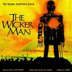 The Wicker Man: Original Soundtrack Recording - Giovanni - Magnet on Limited Edition 180g LP (Awaiting Repress)