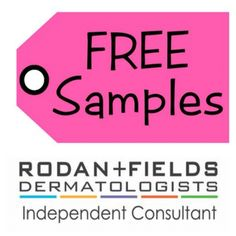 Want to try a free sample of Rodan + Fields multi-med therapy, dermatologist grade skincare? Email me at katieravesi@yahoo.com and I will send you a free mini-facial kit!