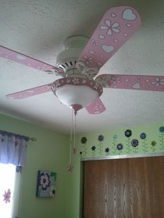 Kids Ceiling Fan