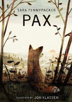 Pax by Sara Pennypacker, art by Jon Klassen