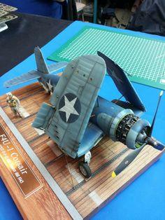 "Corsair F4U-1 ""Bird Cage"" 1/32"