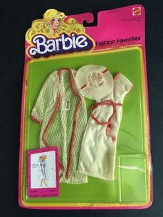 NRFP-1978-Barbie-Fashion-Favorites-Dressed-to-a-T-Mattel-1403-Superstar-Era