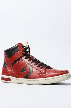 9a22f54ccf9b Converse - Red The John Varvatos Weapon Sneaker in Faded Rose for Men - Lyst