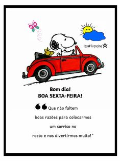 Bom dia sexta feira Vivo, Movie Posters, Fictional Characters, Posts, Google, Good Morning Friday, Snoopy Friday, Good Friday, Days Of Week