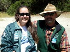 Point Lobos State Natural Reserve has its first wheelchair-using docent!