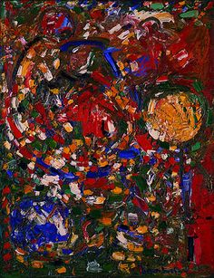 The Garden - Hans Hofmann