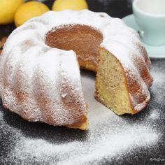 Herr Grüns umbrischer Zitronen-Mandelkuchen