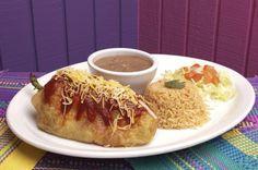 Una deliciosa receta mexicana: chiles rellenos de queso