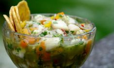 Thanks to Guatemala and Dr Steigenga, I love ceviche. Tropical Fish Ceviche by cookingcolombia Fish Dishes, Seafood Dishes, Fish And Seafood, Seafood Recipes, Mexican Food Recipes, Cooking Recipes, Pescado Recipe, Tilapia Ceviche, Seafood Ceviche
