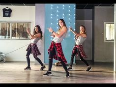 Chantaje - Shakira ft Maluma - Easy Fitness Dance Choreography Zumba - YouTube