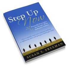 Step Up Now - leadership book