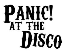 panic at the disco logo - Google Search