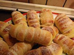 ⇒ Bimby, le nostre Ricette - Bimby, Brioche con Nutella Croissants, Cooking Cake, Hot Dog Buns, Street Food, Italian Recipes, Oreo, Buffet, Sweets, Breakfast