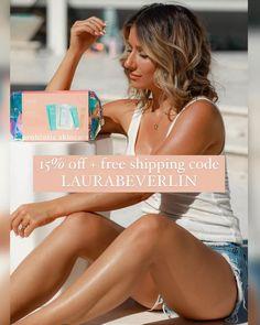 Laura Beverlin's Essentials Kit curated on LTK All Things Beauty, Essentials, Social Media, Skin Care, Kit, Bikinis, Skincare Routine, Bikini, Skins Uk