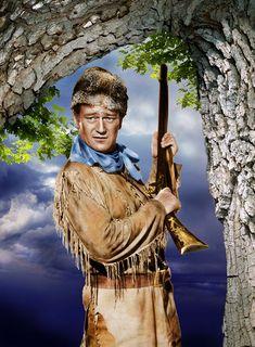 John Wayne - The Fighting Kentuckian (1949) - 8 1/2 X 11 (Metek Artwork)