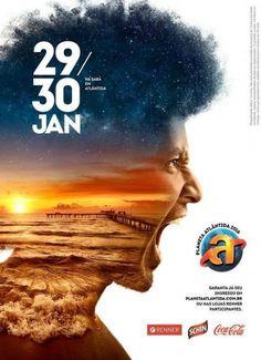 63 Super Ideas For Design Poster Illustration Inspiration Creative Poster Design, Ads Creative, Creative Posters, Creative Advertising, Graphic Design Posters, Advertising Design, Poster Designs, Flugblatt Design, Flyer Design