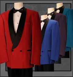 Rent a vintage tuxedo