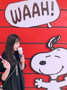 矢吹奈子(@nako_yabuki_75)さん   Twitter Bae, Yu Jin, Japanese Girl Group, The Wiz, Korean Girl, Mickey Mouse, Geek Stuff, Kpop, Disney Characters